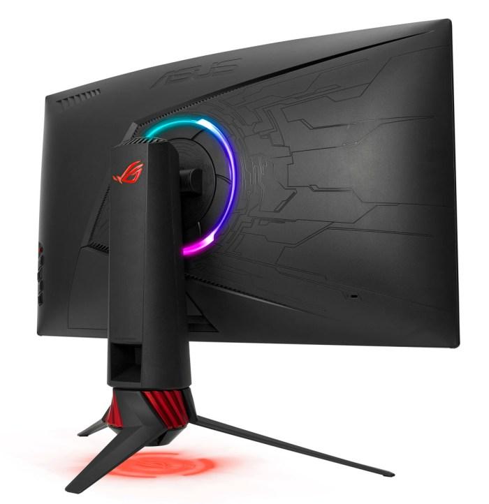 ASUS a lansat monitoarele de gaming ROG Strix XG32VQ si XG35VQ