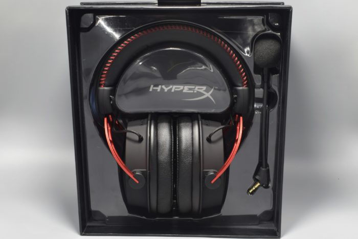 Review casti de gaming HyperX Cloud Alpha