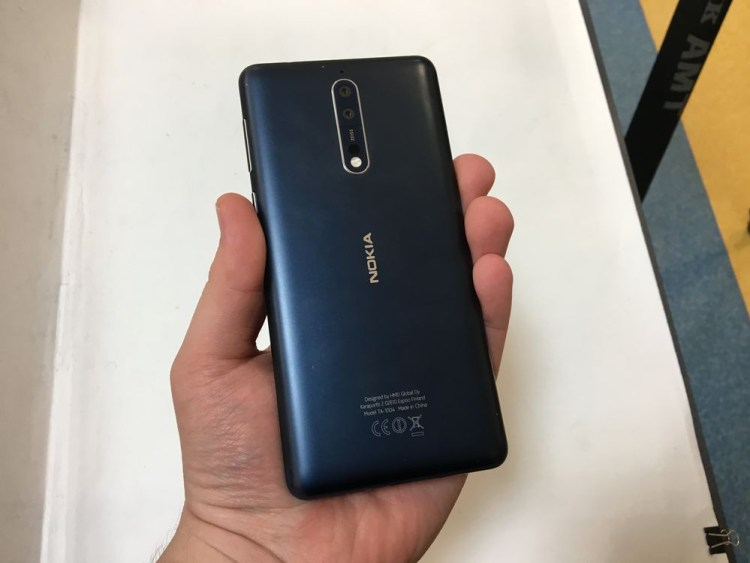 Nokia 9 va avea senzor de amprenta integrat in ecran