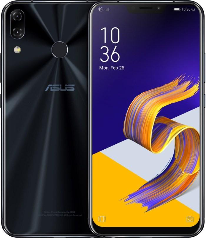 ASUS Zenfone 5 a fost lansat - seamana cu iPhone X