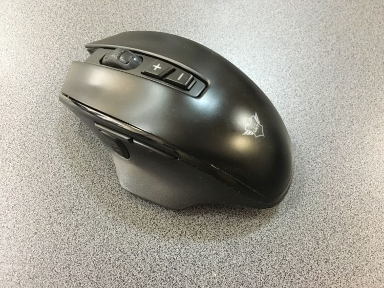 Trust Manx GXT 140 - mouse wireless cu baterie reincarcabila