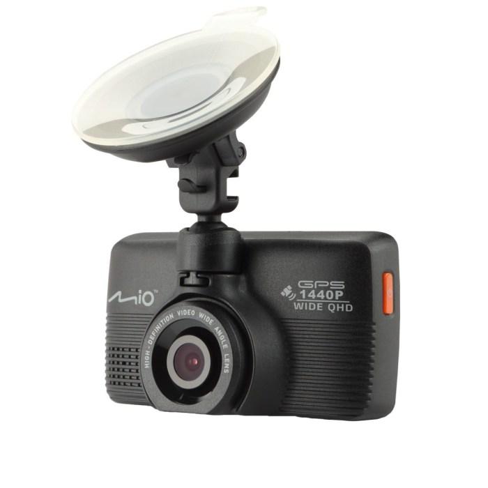 Mio MiVue 751 este o camera auto cu HDR si filmare Quad HD