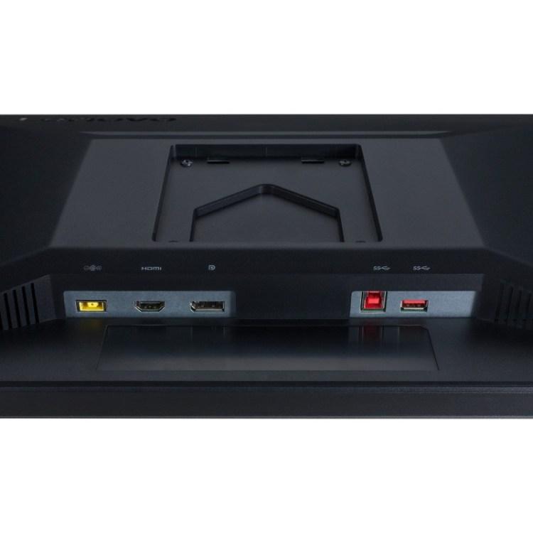 Lenovo Y25F - un monitor cinstit pentru gaming