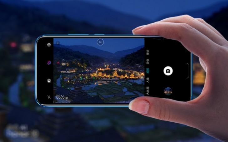 Huawei Honor 10GT cu 8GB RAM a fost anuntat