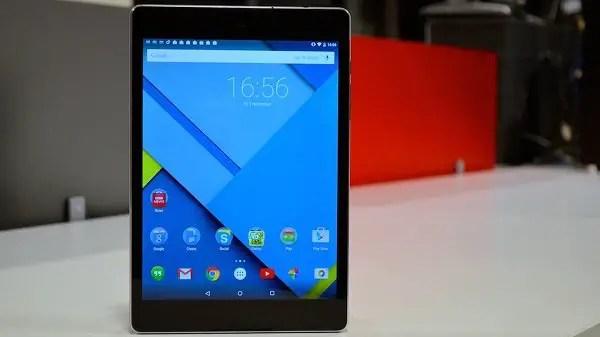 Desain Nexus 9