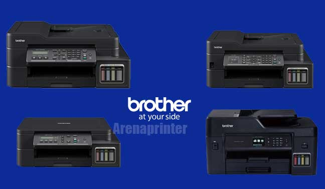 harga printer brother Inkjet Lengkap 2019
