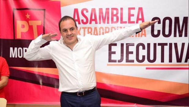 Cuauhtémoc Blanco, el favorito para suceder a Graco Ramírez como ...