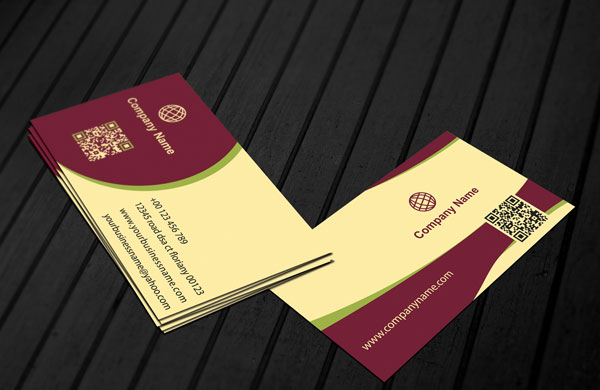 Creative Infographic Business Card