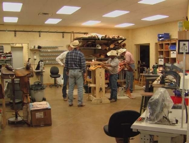 Saddle Shop