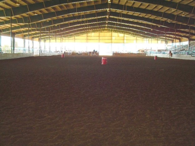 2nd Covered arena