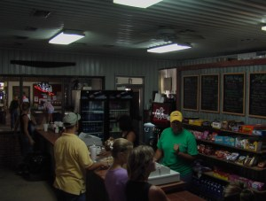 Concessions in arena 1