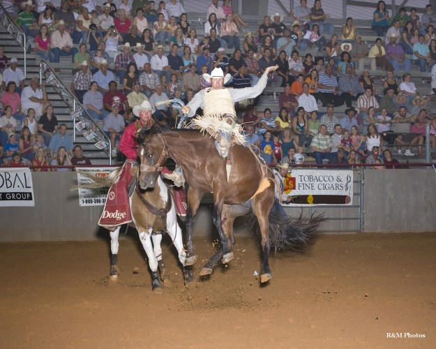 Lions Club PRCA Rodeo