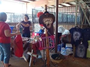 More Vendor area