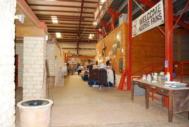 Marshall City Arena More vendors