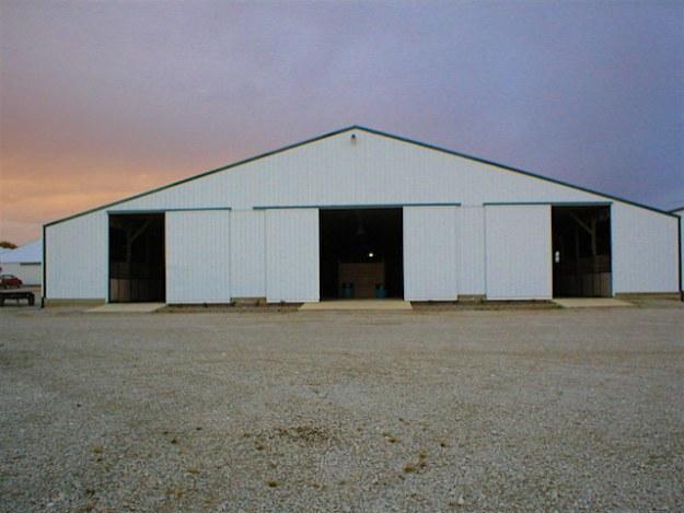 Horse Barn 3