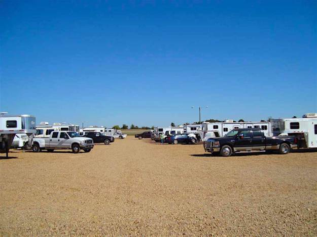 More RV Parking
