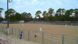 Lee County Posse Arena 4