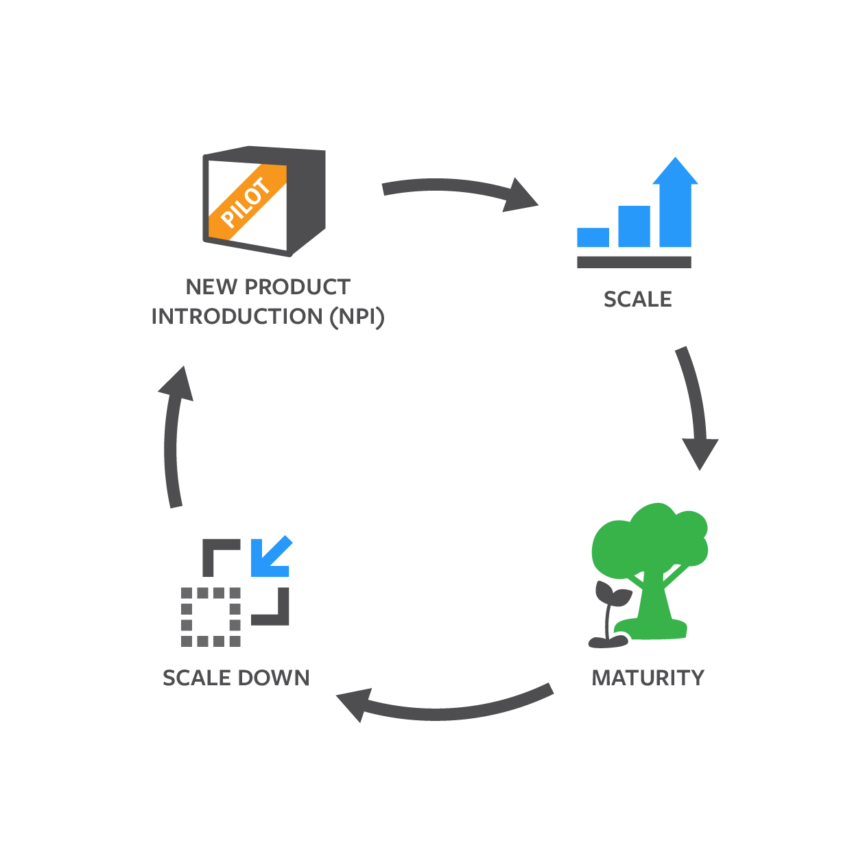 What Do You Mean By The Term Product Life Cycle Plc