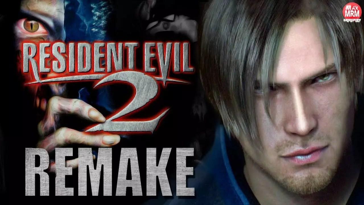 Finalmente Remake Do Resident Evil 2 Revelado Arena Xbox