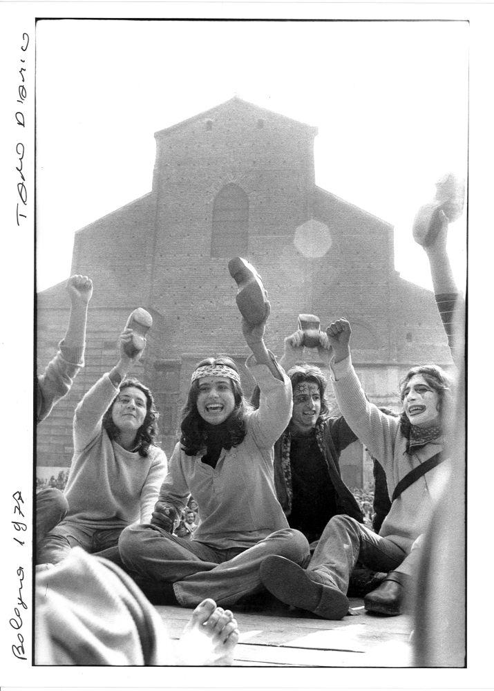 Αποτέλεσμα εικόνας για convegno bologna settembre 1977, foto