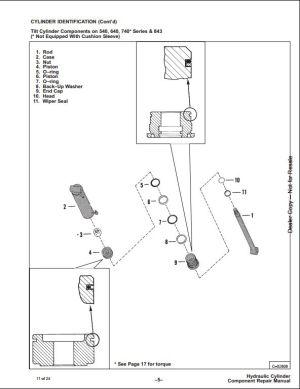 Diagrams Wiring : 743 Bobcat Hydraulic Diagram  Best Free