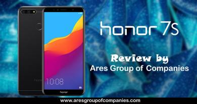 Honor 7S- Specification