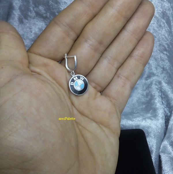 bmw jewellery bmw earring 1