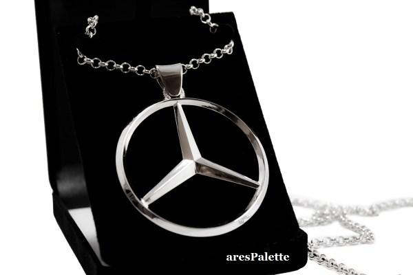 Mercedes Necklace