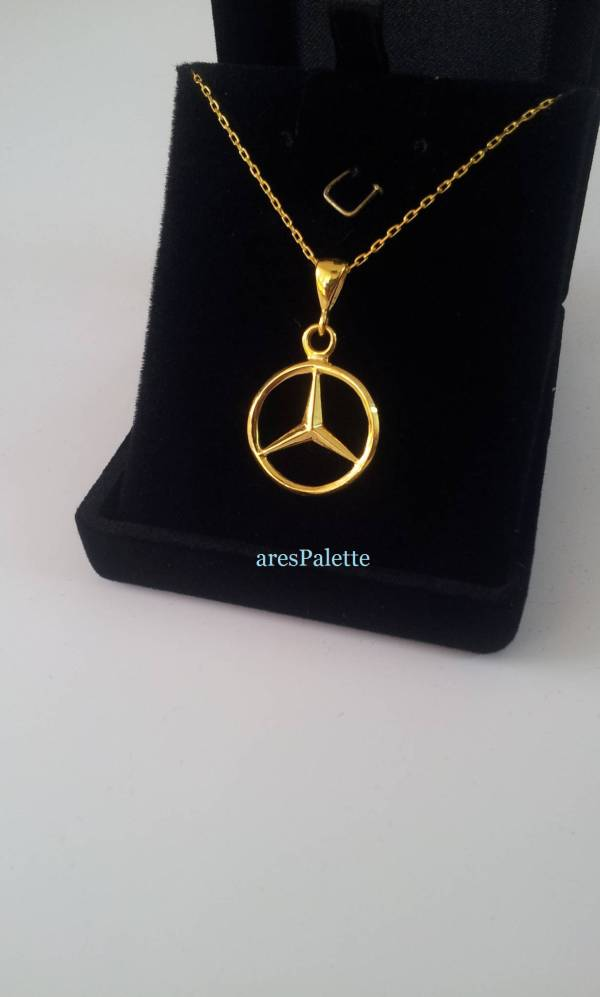 mercedess benz necklace.jpg 1