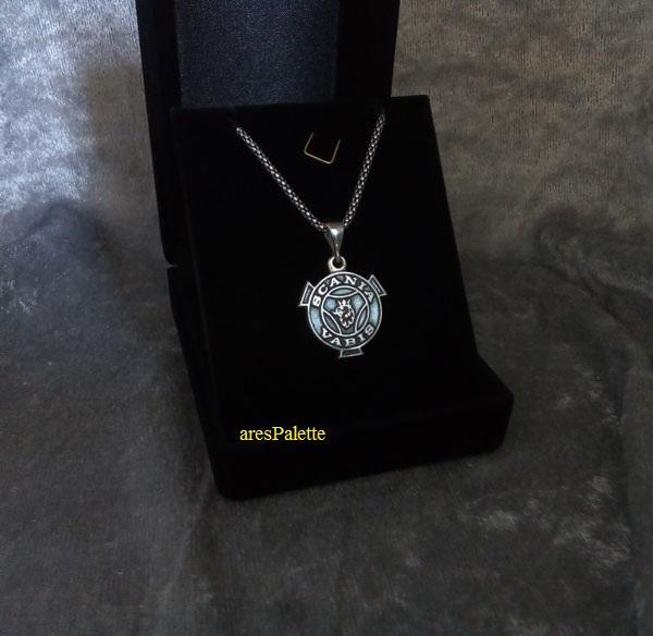 scania vabis necklace   vabis pendant  car jewelry  arespalette 6