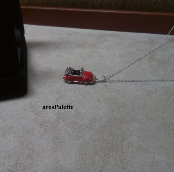 vw beetle vw cabriolet vw beetle red vw necklace 5 min