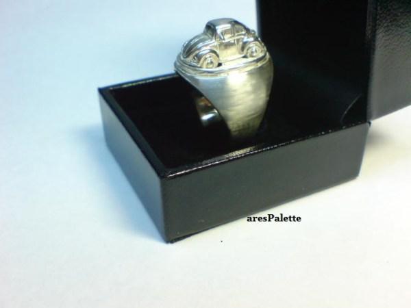 vw beetle customized ring 925 11