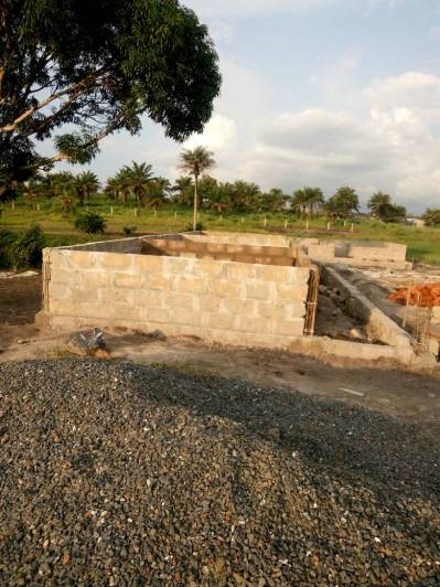 Building the school