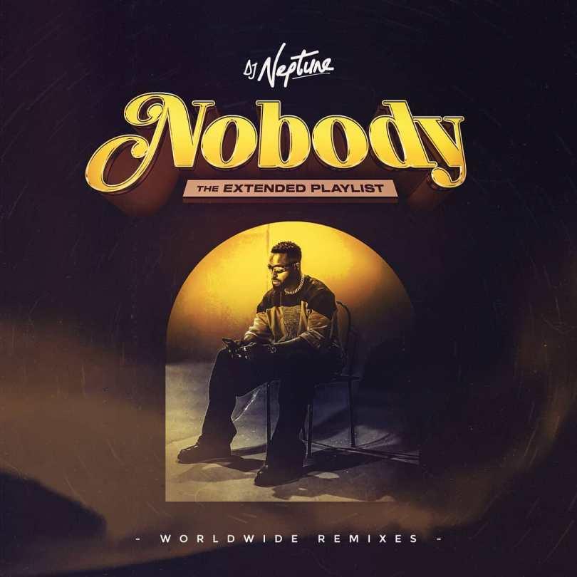 Dj Neptune Ft. Dj AB x Joeboy x Magnito - Nobody (Hausa Boys Rap Remix)