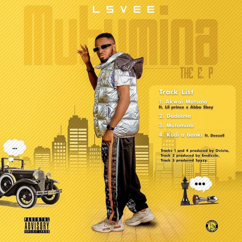 ALBUM: Lsvee - Mutumina