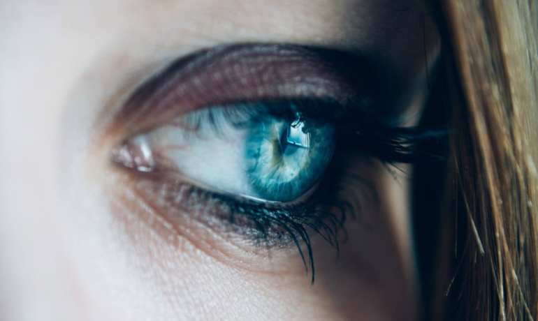 your eyes do more than see