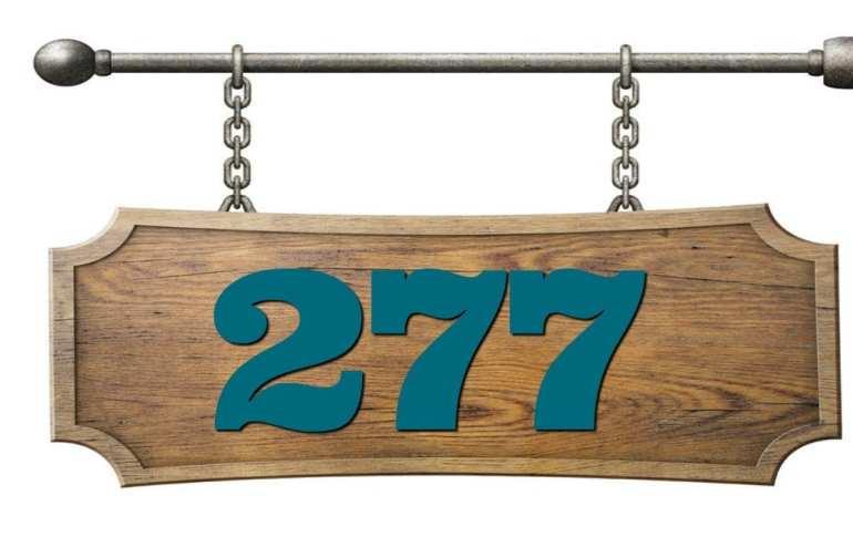 277 activation code