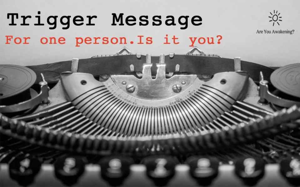 trigger message per soul contract