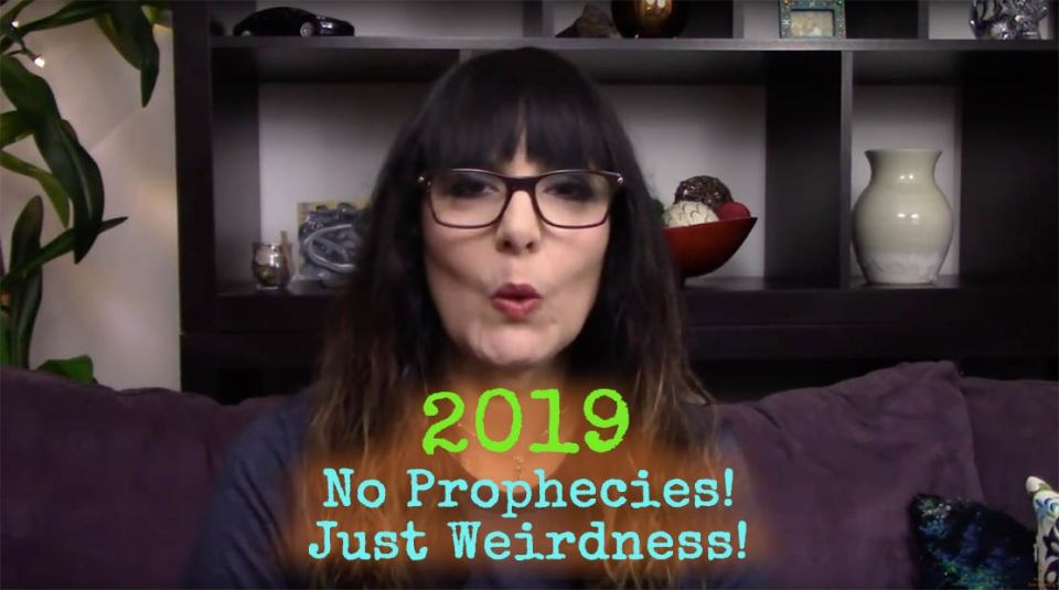 video 2019 no prophecies