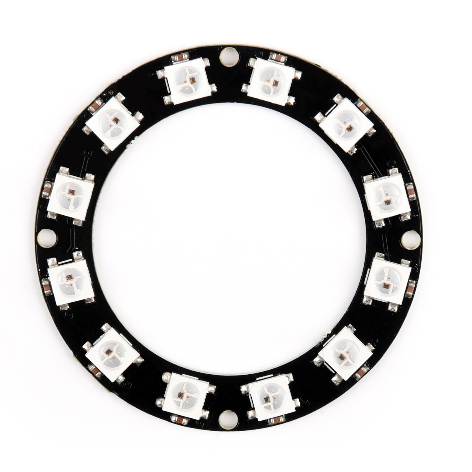 8 12 16 24 Bit Ws Built In Rgb Integrated Drivers Rgb Led Ring Panel