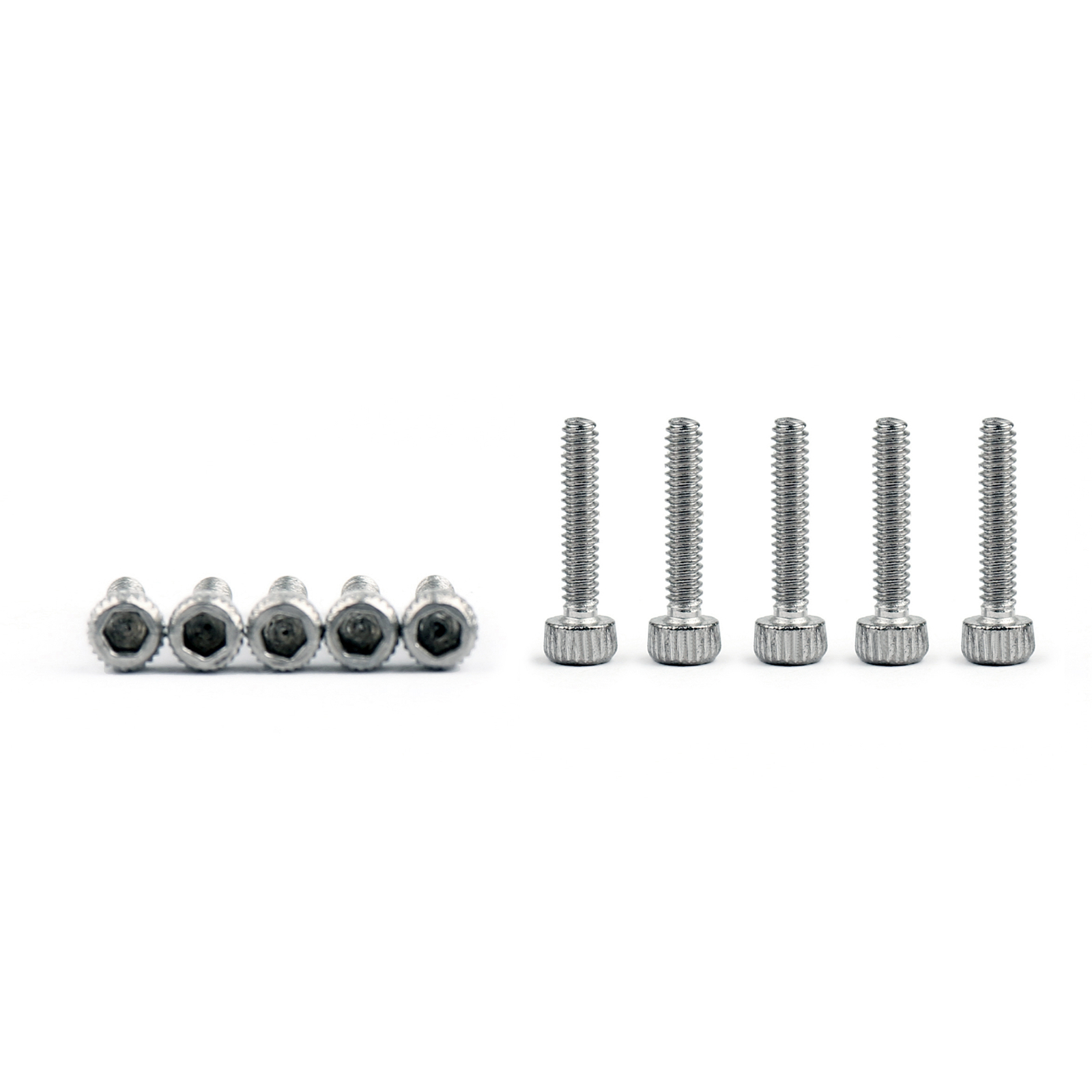 M2 Allen Bolt Hex Socket Head Screw Stainless 304 Steel