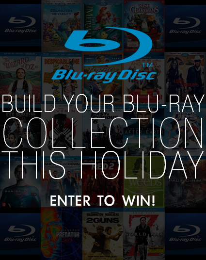 Blu-Ray #MovieMagic Giveaway