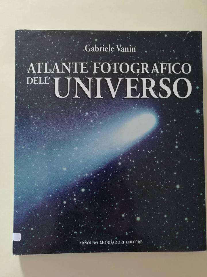 atlante fotografico dell'universo