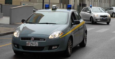 Scoperta dalla Guardia di finanza evasione per 22milioni di euro, quattro denunciati
