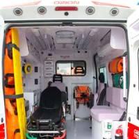 Moto investe pedone: due feriti a Bibbiena