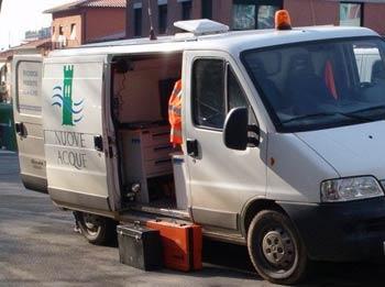 Nuove Acque: tecnici al lavoro a Capolona giovedì 21 marzo