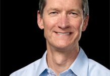 Tim Cook - CEO Apple