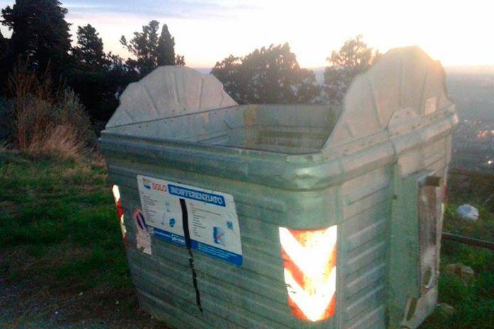 Contenitore rifiuti