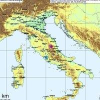 Scossa di terremoto di magnitudo 2.6 con epicentro ad Arezzo