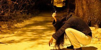 notte - donna - depressione